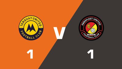 Highlights: Torquay United vs Ebbsfleet United