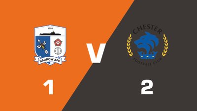Highlights: Barrow vs Chester