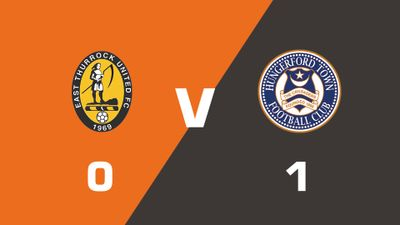 Highlights: East Thurrock United vs Hungerford Town FC