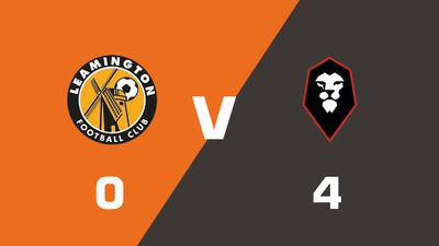 Highlights: Leamington vs Salford City