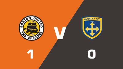 Highlights: Boston United vs Guiseley
