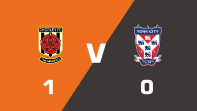 Highlights: Chorley vs York City