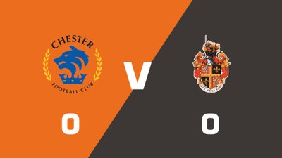 Highlights: Chester vs Spennymoor Town