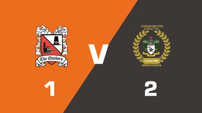 Highlights: Darlington vs Curzon Ashton