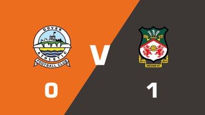 Highlights: Dover Athletic vs Wrexham