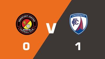 Highlights: Ebbsfleet United vs Chesterfield