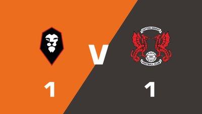 Highlights: Salford City vs Leyton Orient