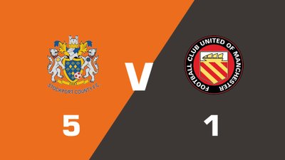Highlights: Stockport County vs FC United Of Manchester