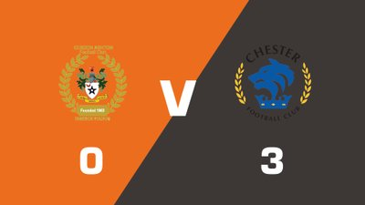 Highlights: Curzon Ashton vs Chester