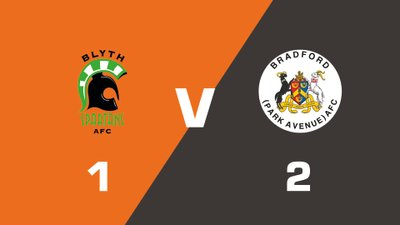Highlights: Blyth Spartans vs Bradford Park Avenue