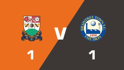 Highlights: Barnet vs Braintree Town