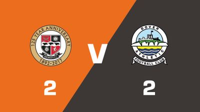 Highlights: Bromley vs Dover Athletic