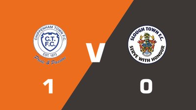 Highlights: Chippenham Town vs Slough Town