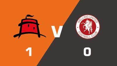 Highlights: Eastbourne Borough vs Welling United