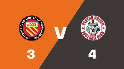Highlights: FC United Of Manchester vs Ashton United