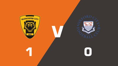 Highlights: Gloucester City vs Oxford City