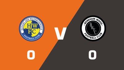 Highlights: Havant & Waterlooville vs Boreham Wood