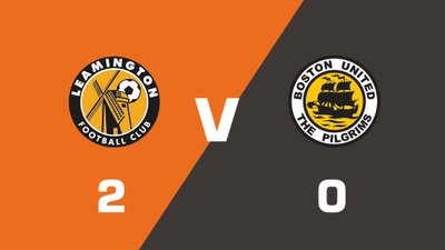 Highlights: Leamington vs Boston United