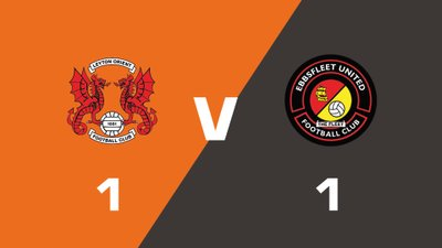 Highlights: Leyton Orient vs Ebbsfleet United