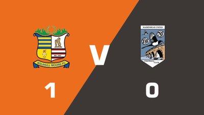 Highlights: Solihull Moors vs Maidenhead United