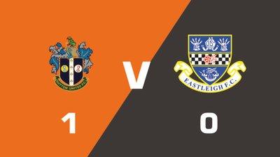 Highlights: Sutton United vs Eastleigh