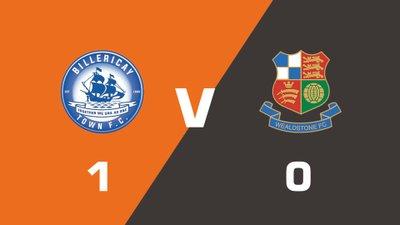 Highlights: Billericay Town vs Wealdstone