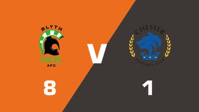 Highlights: Blyth Spartans vs Chester