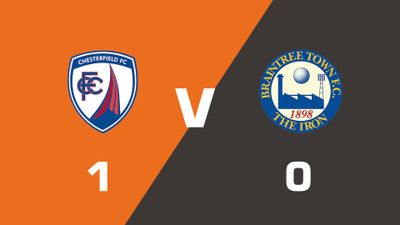 Highlights: Chesterfield vs Braintree Town