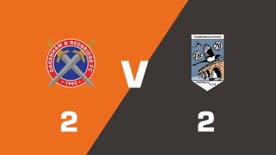 Highlights: Dagenham & Redbridge vs Maidenhead United