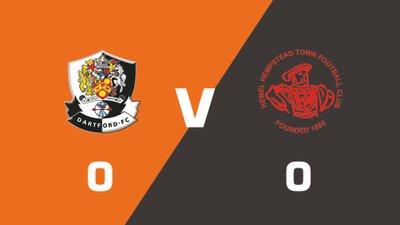 Highlights: Dartford vs Hemel Hempstead Town
