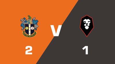 Highlights: Sutton United vs Salford City