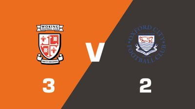 Highlights: Woking vs Oxford City