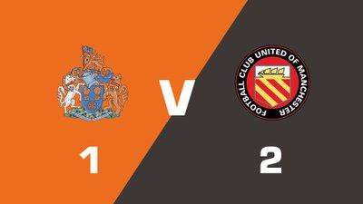 Highlights: Altrincham vs FC United Of Manchester