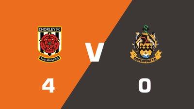 Highlights: Chorley vs Southport