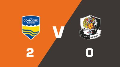 Highlights: Concord Rangers vs Dartford
