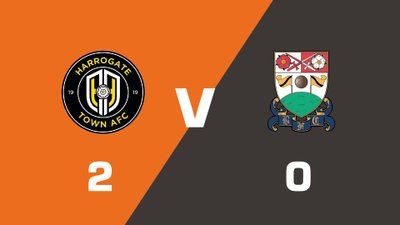 Highlights: Harrogate Town vs Barnet