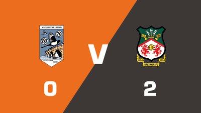 Highlights: Maidenhead United vs Wrexham