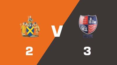 Highlights: St Albans City vs Hampton & Richmond Borough