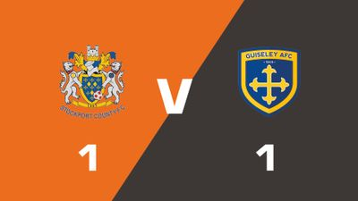 Highlights: Stockport County vs Guiseley