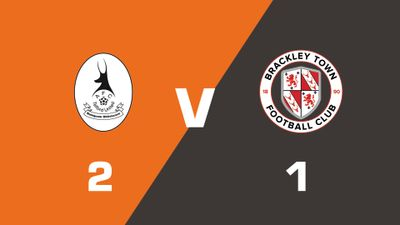 Highlights: AFC Telford United vs Brackley Town