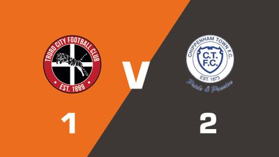 Highlights: Truro City vs Chippenham Town