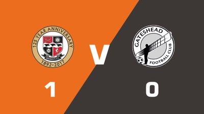 Highlights: Bromley vs Gateshead