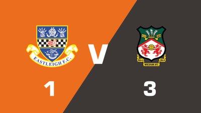 Highlights: Eastleigh vs Wrexham