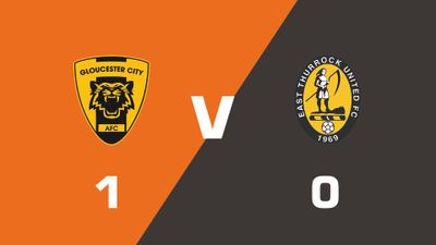 Highlights: Gloucester City vs East Thurrock United