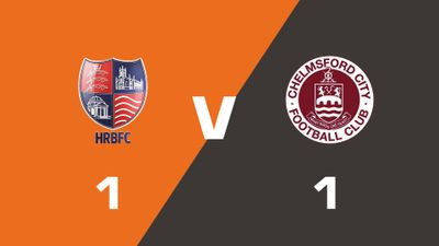 Highlights: Hampton & Richmond Borough vs Chelmsford City