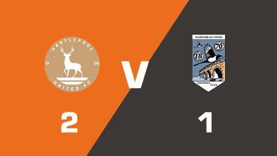 Highlights: Hartlepool United vs Maidenhead United