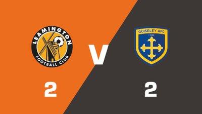 Highlights: Leamington vs Guiseley