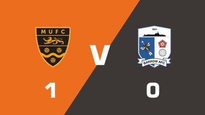 Highlights: Maidstone United vs Barrow