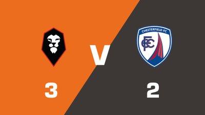Highlights: Salford City vs Chesterfield