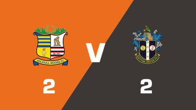 Highlights: Solihull Moors vs Sutton United